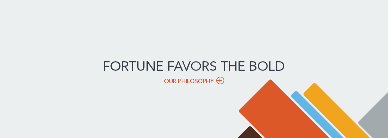 Fortune Favors the Bold*